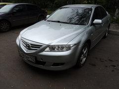 Mazda Mazda6, 2003