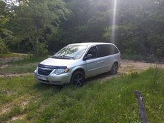 Chrysler Town&Country, 2005