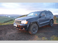 Jeep Grand Cherokee, 2008