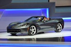 Премьера до премьер: Chevrolet Corvette Stingray Convertible