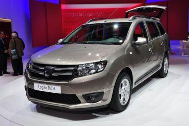 Dacia предлагает универсал Логан для Европы