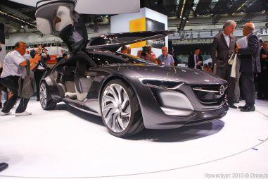 Opel: концепт Monza, обновленная Insignia и новые Адамы
