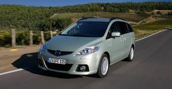 Mazda5 будет представлена европейскому сообществу на этой неделе, а в дилерских центрах компании появится в начале следующего года.