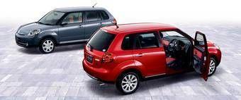 Mazda Verisa Stylish V продается в Японии с 5 декабря 2007 года.