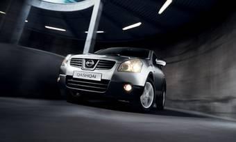 Nissan Qashqai состоит примерно из 2750 деталей.