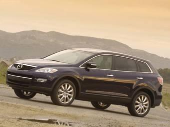 У Mazda CX-9 есть все шансы стать «Лучшим внедорожником» Северной Америки.