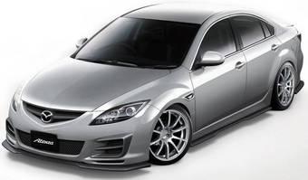 Mazda Atenza Mazdaspeed Concept будет показан на Токийском тюнинг-шоу.