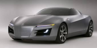 Acura NSX будет оборудоваться V-образным бензиновым двигателем с 10 цилиндрами.