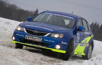 В Москве прошел масштабный тест-драйв автомобилей Subaru.
