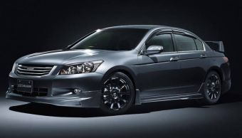 Новый Honda Inspire в тюнинге от компании Mugen.