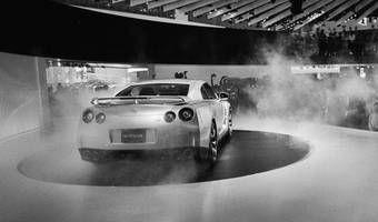 Фотограф Джим Маршалл присутствовал и на премьере Nissan GT-R в Токио.