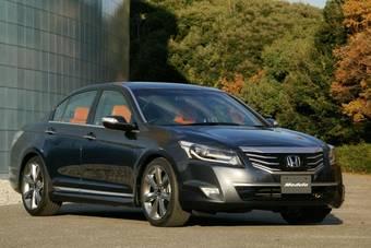 Honda Inspire Modulo Concept будет демонстрироваться на Токийском тюнинг-шоу с 11 по 13 января.