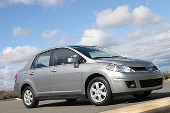 Седан Nissan Tiida будет реализовываться в Африке компанией Chrysler.