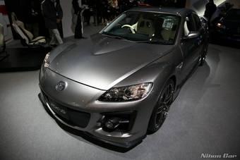 Компания Mazdaspeed, занимающаяся тюнингом автомобилей марки Mazda, представила собственную версию Mazda RX-8 на автошоу в Токио.