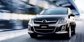 Обновленная Mazda MPV уже в продаже во всех дилерских центрах компании Mazda.