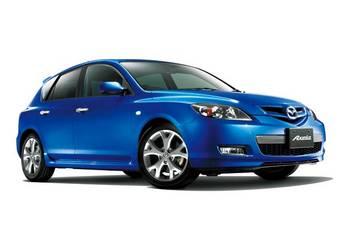 Рестайлинговая версия Mazda Axela появилась на японском рынке.
