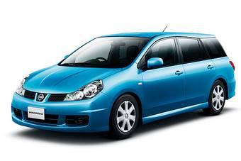Компания Nissan выпустила обновленную версию универсала Nissan Wingroad для внутреннего рынка Японии.