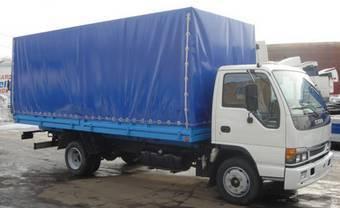 Isuzu NQR грузподъемностью 5 500 кг становится в России все более популярным.