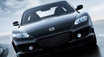 Mazda RX-8 «40th Anniversary» в обновленном кузове.