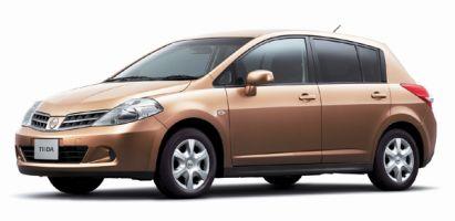 В Японии вышли обновленные Nissan Tiida и Nissan Tiida Latio
