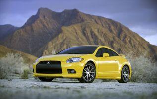 Mitsubishi готовит в США обновление моделей Eclipse и Galant