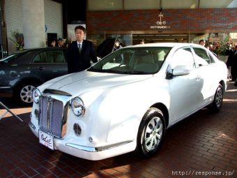 Компания Mitsuoka анонсировала новый автомобиль — Mitsuoka Galue204.
