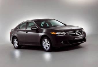 Новое поколение Honda Accord официально представлено.