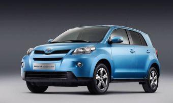 Toyota Urban Cruiser является европейским вариантом Toyota ist.