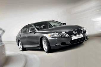 На российском рынке появилась модель Lexus GS460.