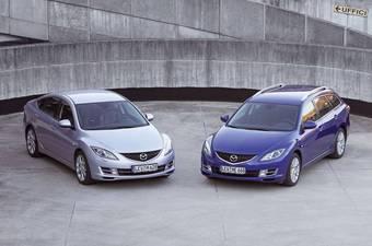 Mazda6 теперь выпускается и в кузовах универсал и хэтчбэк.