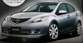Новая Mazda Axela, возможно, будет представлена уже в этом году на Парижском автосалоне.