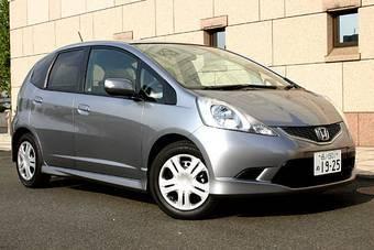 На сегодняшний день Honda Fit нового поколения продается лишь на японском рынке.