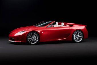Экспозиция Lexus на предстоящем автошоу в Женеве включит в себя лучшие автомобили этого бренда.