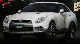 Вот так выглядит Nissan GT-R в кузове SUV с точки зрения японского автомобильного журнала Best Car.