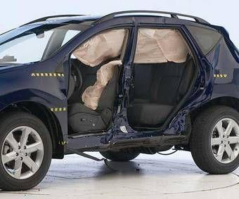 Nissan Murano был удостоен награды Top Safety Pick от организации IIHS, что подтверждает высокий уровень безопасности этого автомобиля.