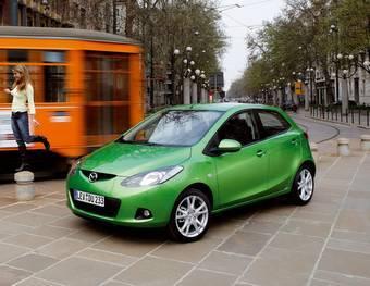 Mazda2 является единственным представителем японского автопрома на конкурсе «Лучший автомобиль в мире».
