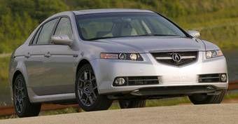 В США проводится отзыв автомобилей Acura TL 2004-08 модельных годов.