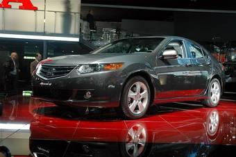 Премьера нового поколения европейского Honda Accord прошла в Женеве.