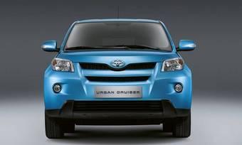 Toyota представила новую европейку Urban Cruiser.