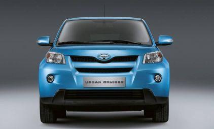 Женева 2008: Toyota Urban Cruiser готов к продажам в Европе