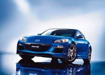 Обновленная Mazda RX-8 в новой комплектации Type RS.