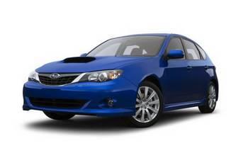 Пока что в Европе продается лишь Subaru Impreza WRX с 2,5-литровым бензиновым двигателем.