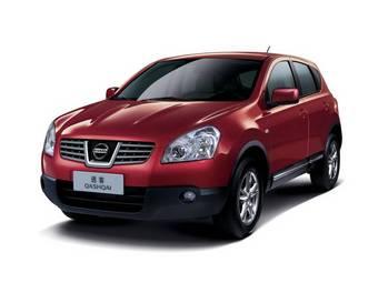 Nissan XIAOKE (китайская версия Nissan Qashqai).