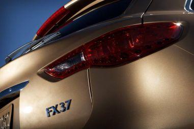 В Европе будет предлагаться модель Infiniti FX37