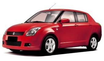 Suzuki Swift DZire скоро поступит на рынок Индии.