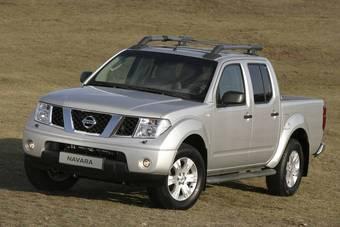 Пикап Nissan Navara был назван российскими читателями автомобильных журналов лучшим в своем классе.