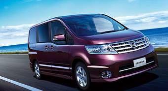 Компания Nissan отзывает в Японии 313033 минивэнов Nissan Serena.