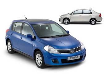 В мире продано более миллиона автомобилей Nissan Tiida.