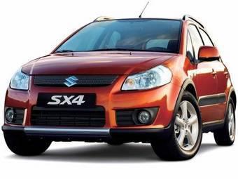 Более 24 тысяч автомобилей Suzuki SX4 могут быть оборудованы неисправным каталитическим конвертером.