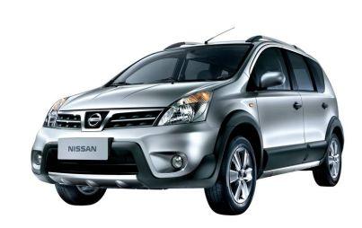 Новая модель Nissan Livina C-Gear дебютирует на автошоу в Пекине